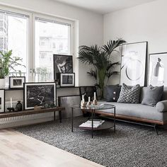 Beautiful Scandinavian Living Room Design Trends