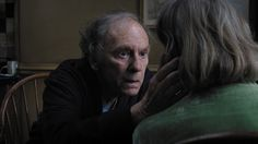Georges' (Jean-Louis Trintignant) love for his wife, Anne (Emmanuelle Riva), is tested in their old age when her failing health becomes a heavy burden.