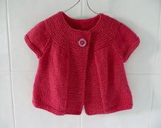 Ravelry: Little Daisy Cardigan pattern by Sublime Yarns