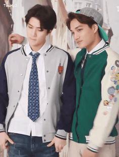 Ivy Club : Sehun and Kai