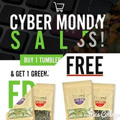 Guess what? You have until midnight tonight to get your #30DayDetox BOGO and/or your FREE green tumbler with purchase of a tumbler from the nice folks @teamiblends.  Just enter code AMYWBF for the Detox deal or  AMYWCM for your free tumbler at checkout! #TeamiBlends is the best detox tea or there! #thankyouteami #teamiblends #teamicommunitea #naturalweightloss #curbappetite #fightcravings #boostmetabolism #organic #looseleaftea #teami #teatox #lifestyleblogger #atlanta #discountcode