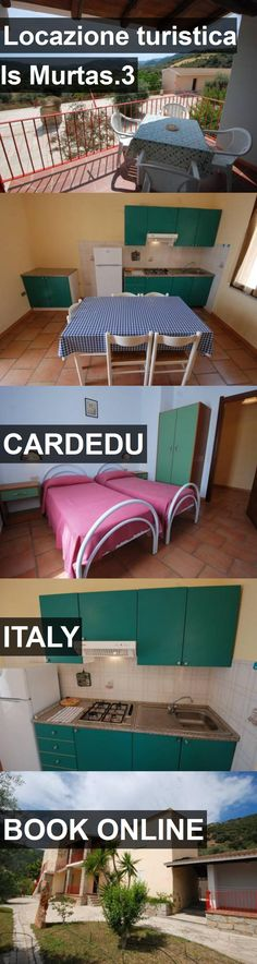 Hotel Locazione turistica Is Murtas.3 in Cardedu, Italy. For more information, photos, reviews and best prices please follow the link. #Italy #Cardedu #travel #vacation #hotel