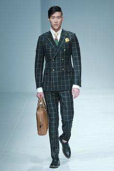 LCIYEE Fall Winter 2015 Otoño Invierno #Menswear #Trends #Tendencias #Moda Hombre - Mercedes Benz China International Fashion Week