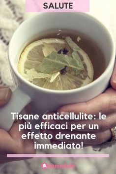 Anti-cellulite teas: the most effective for a draining effect .- Anti-cellulite draining herbal teas are an effective and pleasant method to combat blemishes and swelling Source by alfemminile - Healthy Mind, Healthy Habits, Healthy Choices, Healthy Eating, Healthy Drinks, Healthy Recipes, Health And Wellness, Health Fitness, Low Glycemic Diet