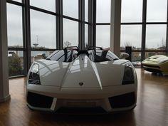 Lamborghini museum http://www.homeinitaly.com