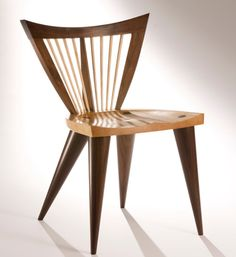New Windsor high back chair by Richard Makes Furniture