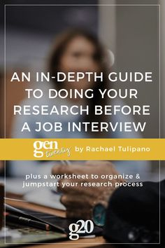 If you have an interview, you're already qualified for the job, but doing your research is the KEY to winning over a hiring manager. Read more to learn…
