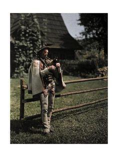 "historia-polski: "" Poland photographed by Hans Hildenbrand for National Geographic, "" Polish People, Visit Poland, Polish Folk Art, Men In Kilts, My Heritage, National Geographic, Nassau, Culture, Mens Fashion"