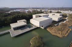 Galeria de Museu de Artes Mu Xin / OLI Architecture PLLC - 1