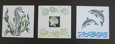 The Stamp Pad: Imagination Crafts TV samples