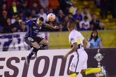 Independiente del Valle (ECU) 2 - 1 Boca Juniors (ARG). Partido 1, semifinales Copa Libertadores 2016. 07.07.2016