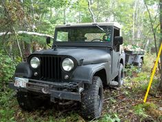 1961 Jeep - Photo submitted by Allen Barton. Vintage Cars, Antique Cars, Jeep Photos, Jeep Cj, Wonderful Things, 4x4, Hobbies, Trucks, Adventure