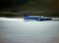 Donald Campbell  Bluebird K7 on their last run