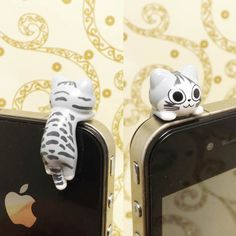 Hey, I found this really awesome Etsy listing at https://www.etsy.com/listing/151273118/40off-adorable-hanging-grey-sweet-cat