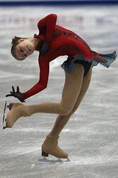 Julia Lipnitskaia of Russia #GPF13 #FigureSkating