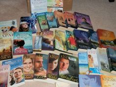 Anything by Karen Kingsbury - they're all awesome and hard to put down once you start them!