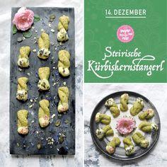 Kekserl-Adventskalender: 24 Keksrezepte zum Downloaden - sugar&rose Bread, Rose, Desserts, Handy Tips, Advent Calenders, Food Food, Tailgate Desserts, Pink, Deserts