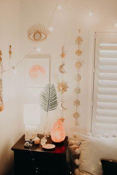 Boho Room Decoration Models Fantastic 42 - Home Sweet Zen Room, Boho Room, Room Ideas Bedroom, Zen Bedroom Decor, Yoga Bedroom, Zen Home Decor, Crystal Bedroom Decor, Zen Master Bedroom, Tapestry Bedroom