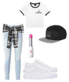 """""""Untitled #246"""" by dahianne-g on Polyvore featuring Frame, NIKE, Vans and shu uemura"""