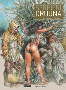 Druuna - Tome 02 by Paolo Eleuteri Serpieri - Digitall Media Bangla Comics, Science Fiction, Westerns, Serpieri, Ebooks Pdf, Comics Pdf, Cowboy Art, Book Cover Art, Erotic Art