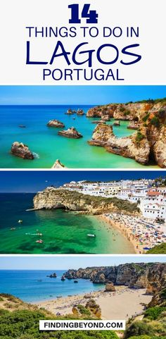 Are you looking for the best things to do in Lagos, Portugal? Check out our list of the best Lagos beaches, attractions, sights, and day trips.