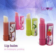 Lip Balm, Lip Gloss, Coconut, Lipstick, Cosmetics, Beauty, Beleza, Beauty Products, Lipsticks