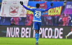 Download wallpapers Gideon Jung, Hamburger SV, footballers, HSV, soccer, Bundesliga, football, Hamburger