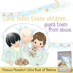 New Precious Moments children's book: Little Book of Bedtime Precious Moments Coloring Pages, Precious Moments Quotes, Crayon Set, Girly Girls, Animal Coloring Pages, Little Books, Bedtime, New Art, Ava