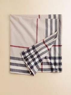 For the Baby Girl  Burberry - Girl's Cashmere Scarf - Saks.com @Saks Fifth Avenue