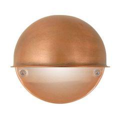 Moonrays 95734 Low Volt Round Deck Light, 7 Watt, Antique Copper (Brown) (Aluminum)