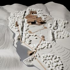 032_POTTERY MUSEUM by PWFERRETTO , via Behance