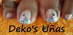 5463463 Pedicure Designs, Pedicure Nail Art, Toe Nail Designs, Toe Nail Art, Toe Nails, Cute Designs, Ely, Pretty Nails, Design Ideas