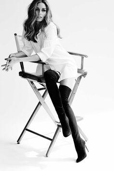 Olivia Palermo sempre perfeita