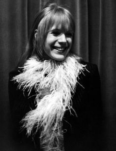 Marianne Faithfull by Dezo Hoffmann | 1967