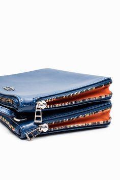 Clyde Bag, cobalt orange, Zadig & Voltaire