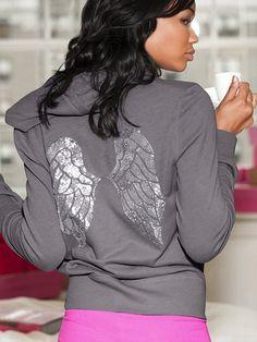 The Fleece Hoodie - Supermodel Essentials - Victoria's Secret