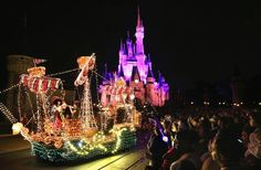 The Electrical Parade! ☺ * ☆ * ☆ *