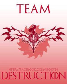 Team Destruction - Yveltal