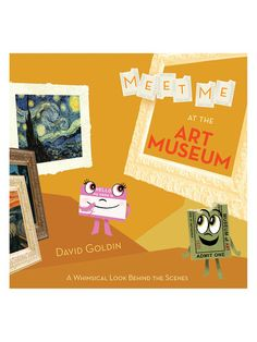 Meet Me at the Art Museum (Hardcover) by Abrams at Gilt