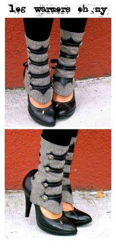 Sassy Leg warmers