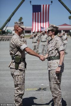 Parris Island Marine Base Gets Its First Female General Once A Marine, Marine Mom, Us Marine Corps, Military Women, Military Life, Military Humor, Female Marines, Women Marines, Marine Bases