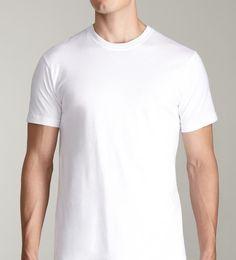 CYZ 2 Packs Men's 100% Cotton SuperSoft Crew Neck White T-Shirt http://vbrandstore.com/product/6pk-mens-crew-neck-white-t-shirt-1 $8.99 FREE SHIPPING!