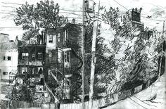 MONTRÉAL - benoit guillaume illustration