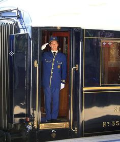 Orient Express..a lottery luxury treat!!!