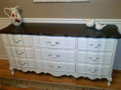 Creating Love & Joy: Dresser to Buffet