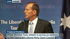 Tony Abbott Address to the Tasmanian Liberal Party State Council Pandora, Youtube, Party, Youtubers, Fiesta Party, Receptions, Arm Party, Youtube Movies