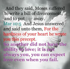 Receive love, expect others to be as loving as Jesus and be Jesus to them.
