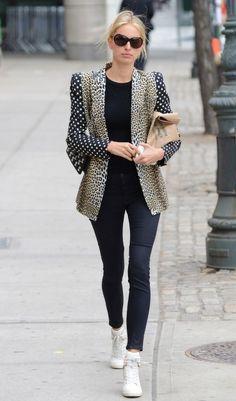 Loving this 80's silhouette jacket  - get the look over on our site: http://www.runwayrepublic.com/Women/suits-blazers/blazers/great-white-blazer #RunwayRepublic