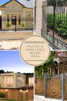 43 best fence and gate design images gardens fence ideas fence rh pinterest com