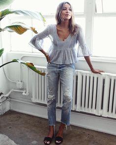 """Shop Sincerely Jules on Instagram: """"Effortless vibes in our Vivi tank!   shopsincerelyjules.com"""""""